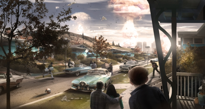 F4 Nuclear Art Version