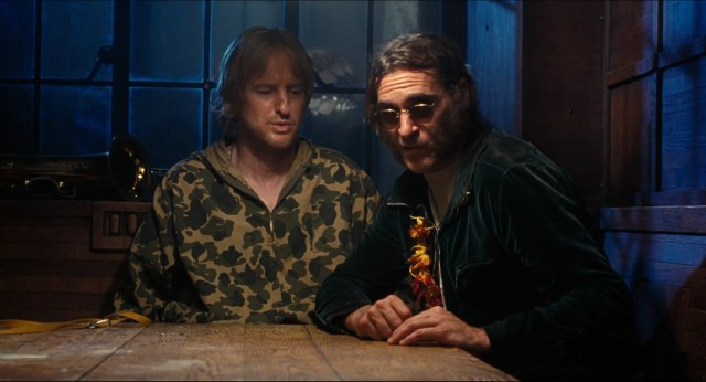 Inherent Vice party